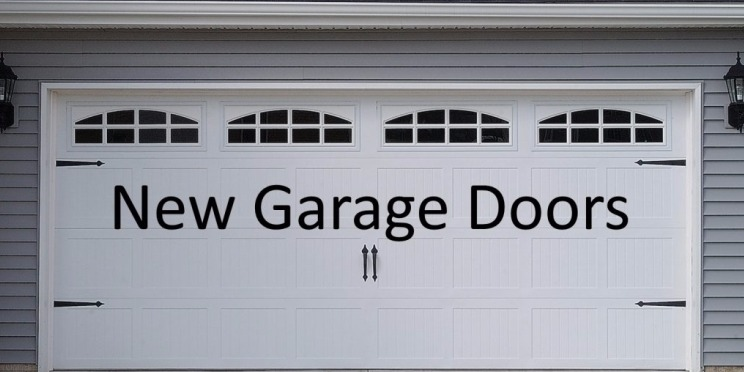 5 question to ask yourself before buying a new garage door for Garage new s villejuif