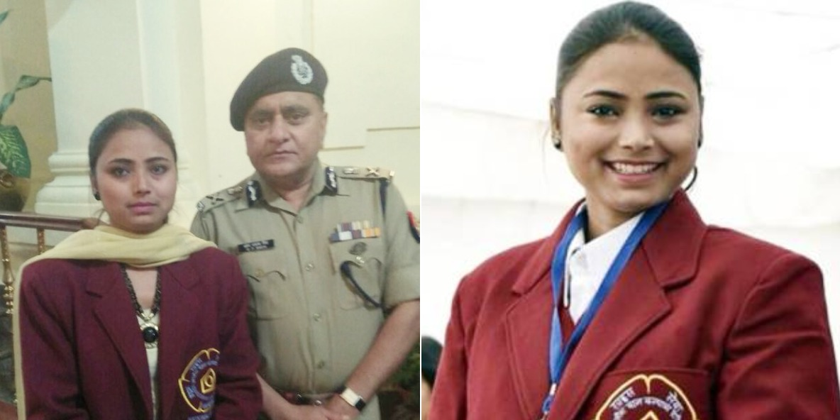 Image result for बहादुर बेटी नाजिया खान