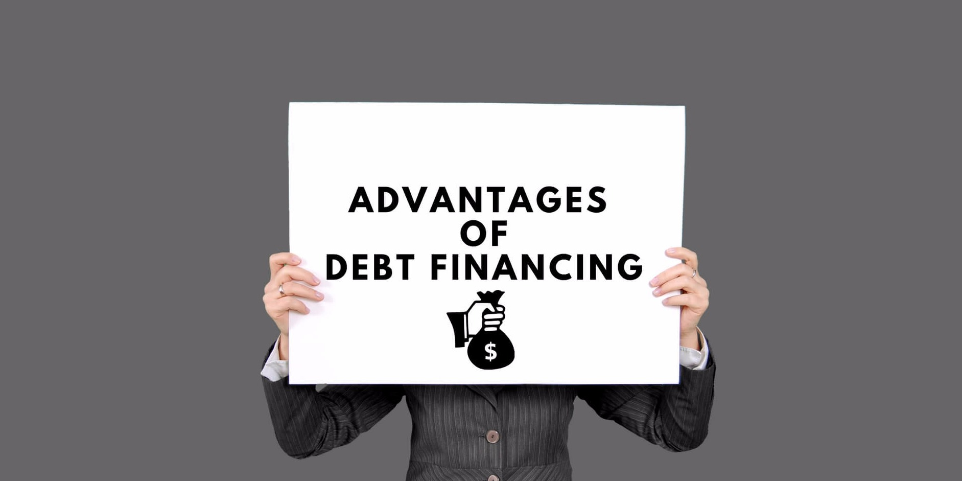 advantage of debt financing Access to capital is often a barrier for small businesses that's why it's important to understand the advantages and disadvantages of debt financing.