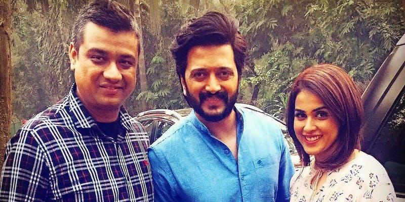 நடிகர்கள் ரித்தேஷ்-ஜெனிலியா தம்பதி முதலீடு செய்துள்ள ஹோமியோபதி நிறுவனம்!