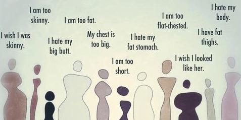 Tokeo la picha la body shaming