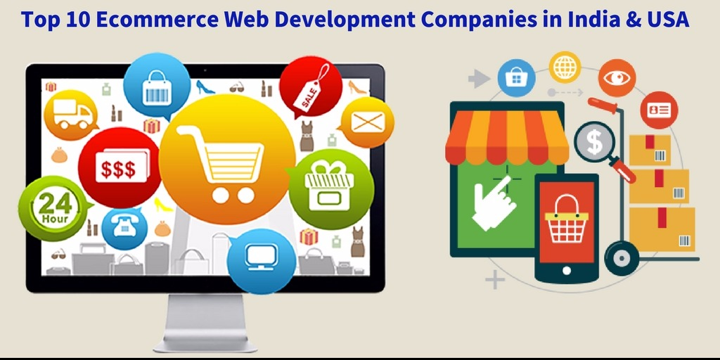 ecommerce web development companies